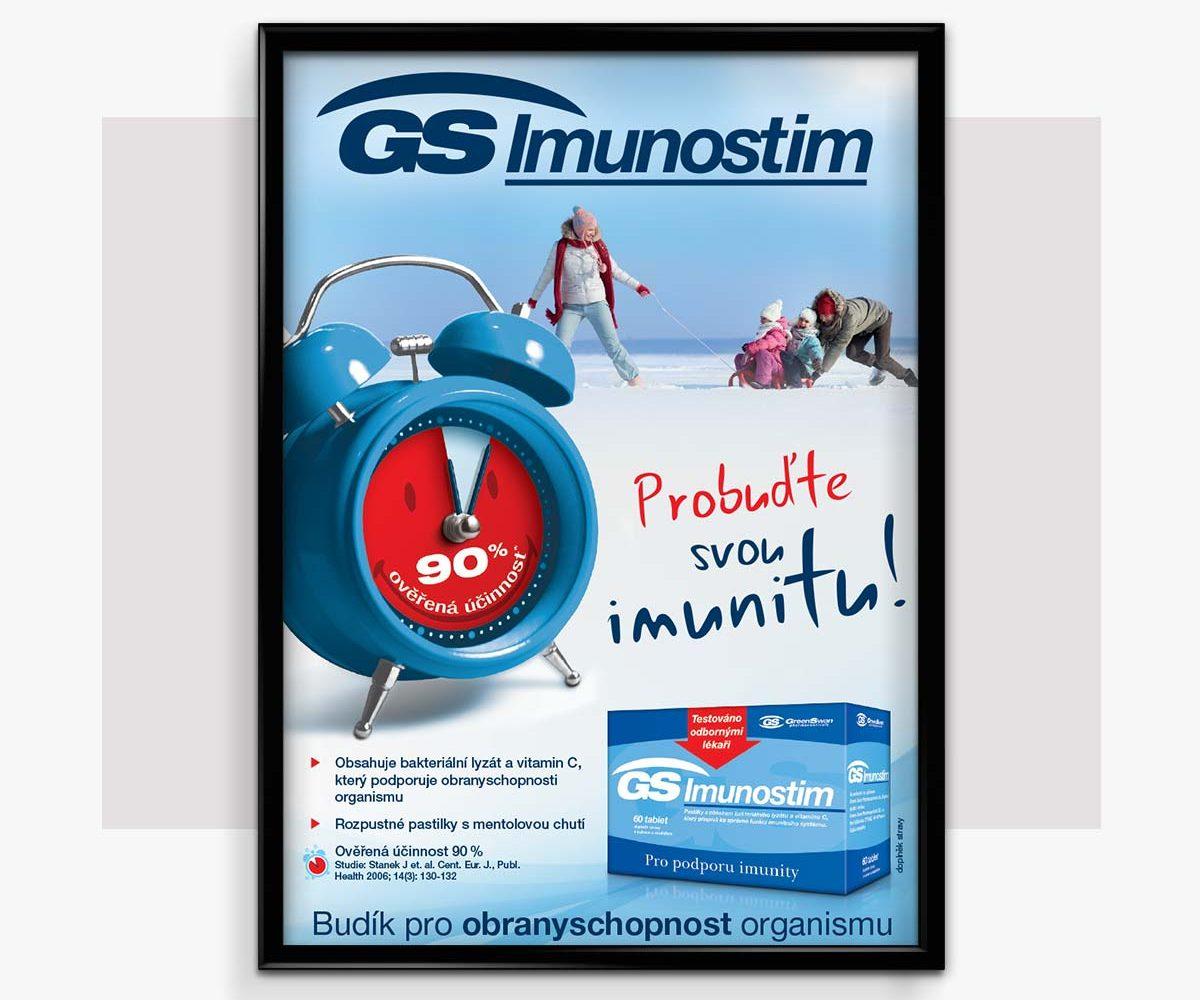 GS Imunostim vizuál