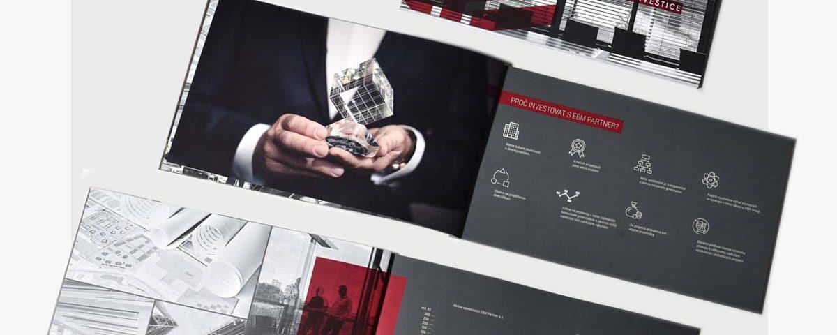 EBM brožura investice