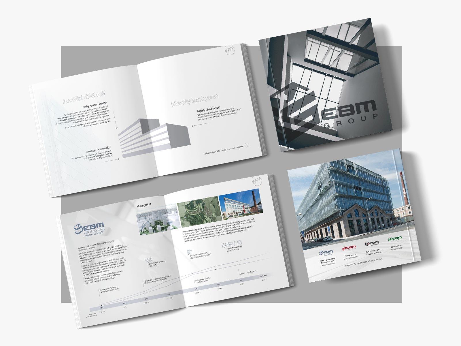 EBM brožura přehled skupiny