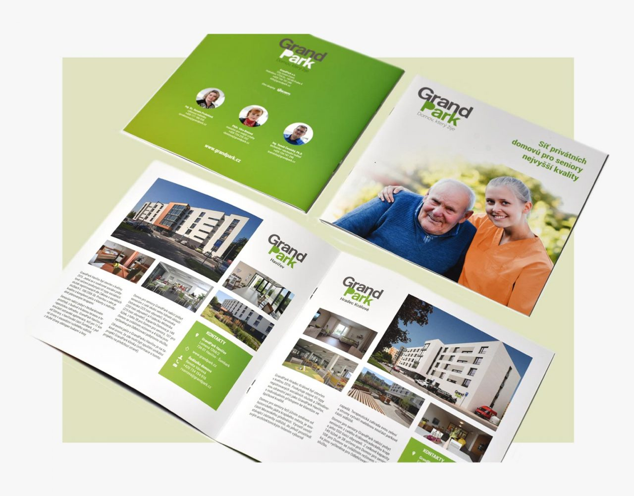 GrandPark brožura
