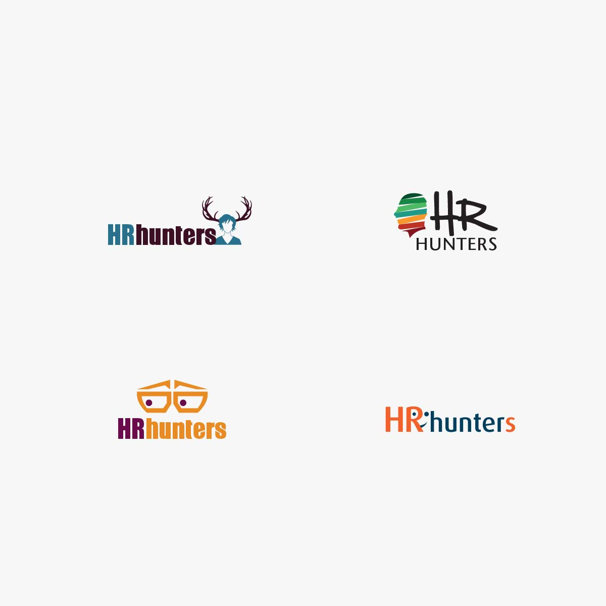 HR Hunters logo