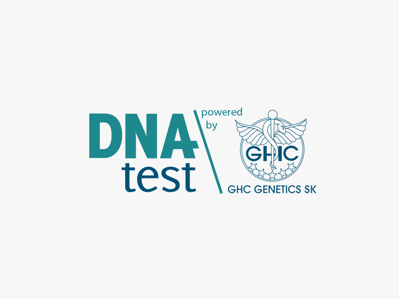 Logo DNAtest by GHC SK