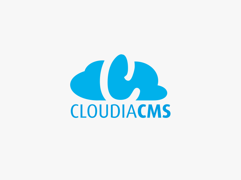 Logo Cloudia CMS