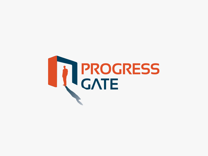 Logo Progress Gate