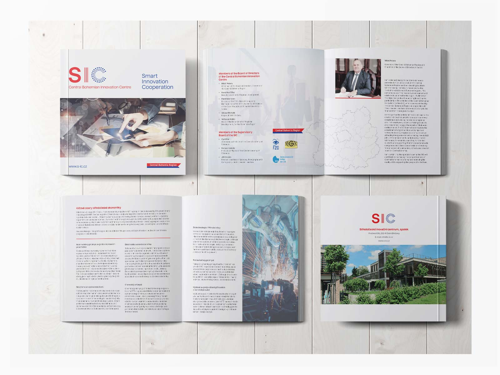 SIC brožura