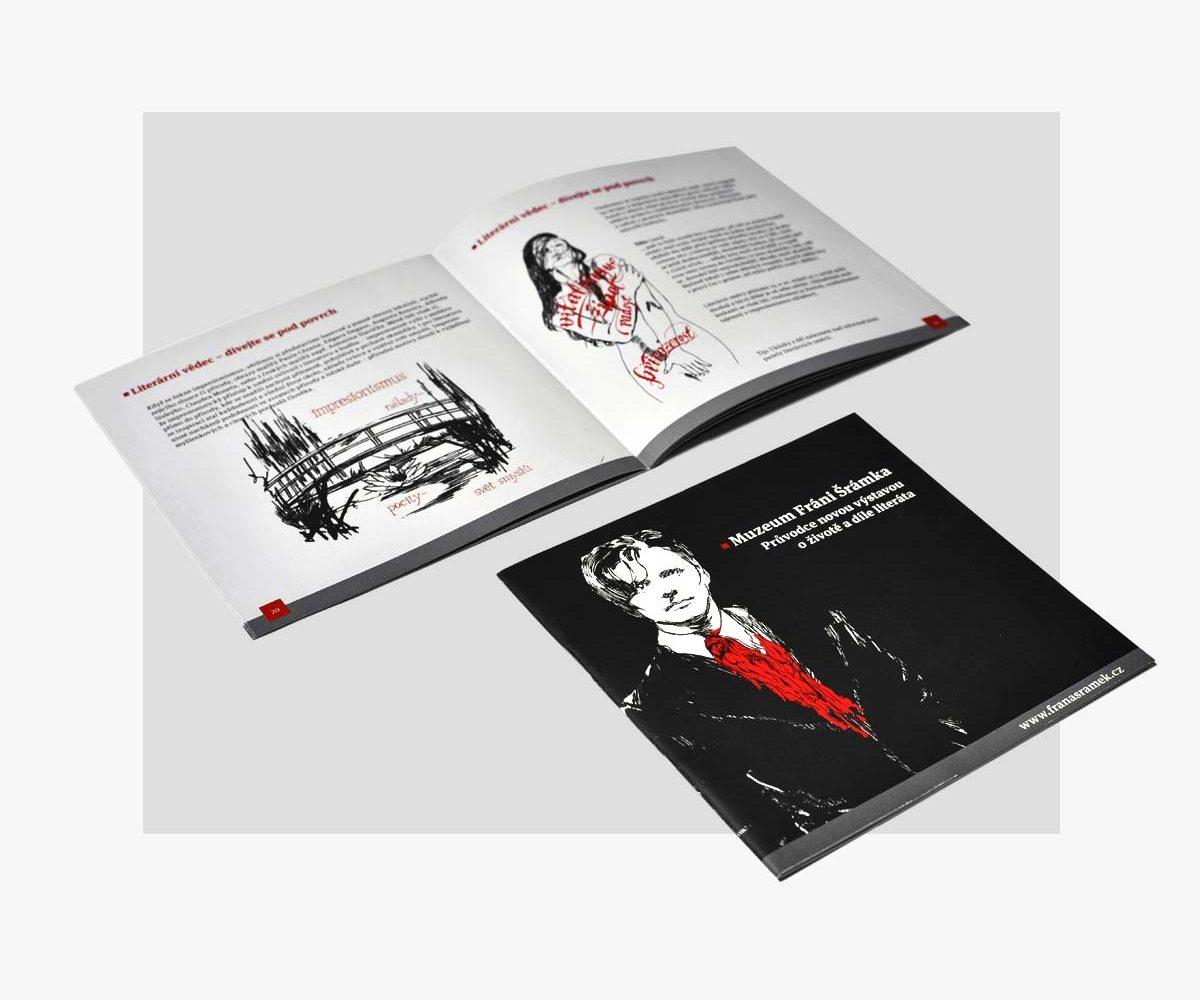 Muzeum Šrámek - brožura