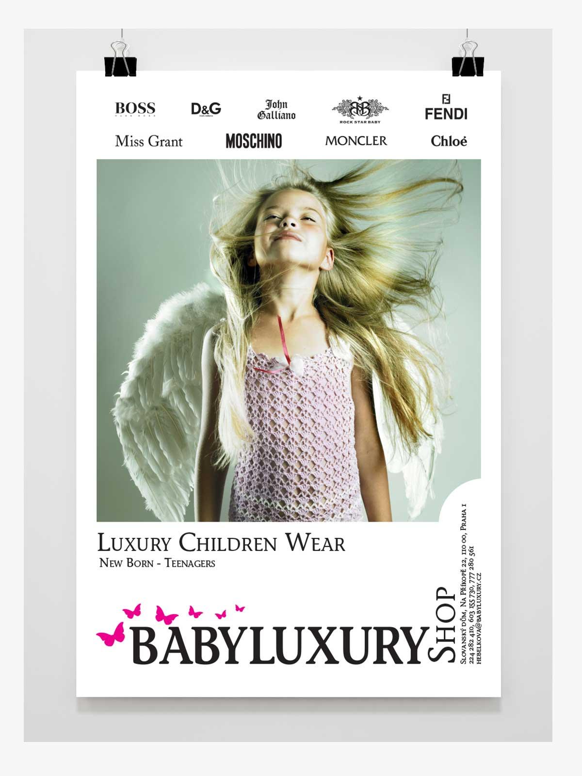Vizuál Babyluxury